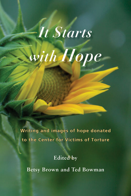 It Starts With Hope book cover