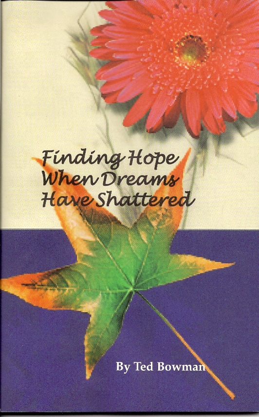 Finding Hope When Dreams Have Shattered book cover