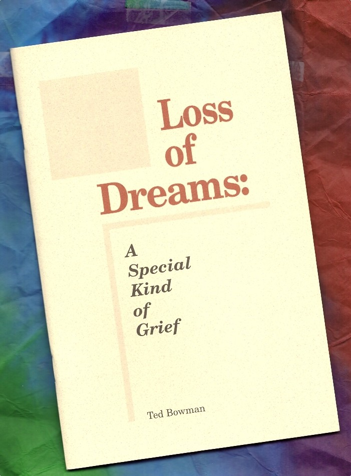 Loss of Dreams: A Special Kind of Grief book cover